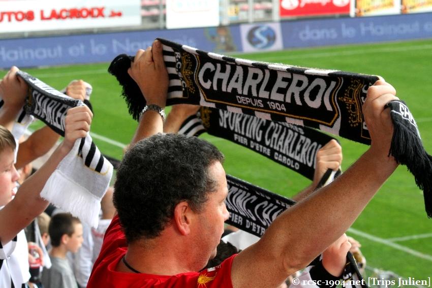 R.Charleroi.S.C. - K.A.A.Gent. [Photos] 1 - 3 1008221135561011236612485