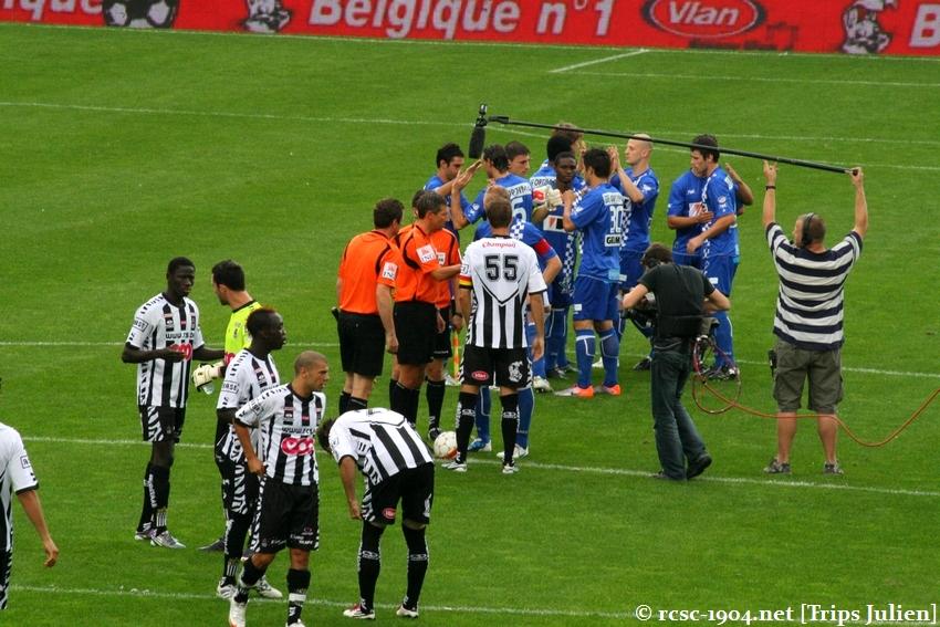 R.Charleroi.S.C. - K.A.A.Gent. [Photos] 1 - 3 1008221136461011236612494