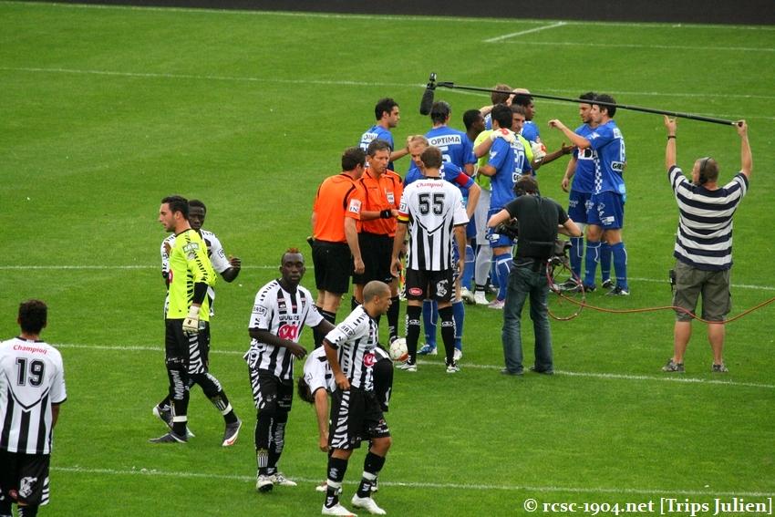 R.Charleroi.S.C. - K.A.A.Gent. [Photos] 1 - 3 1008221137031011236612495