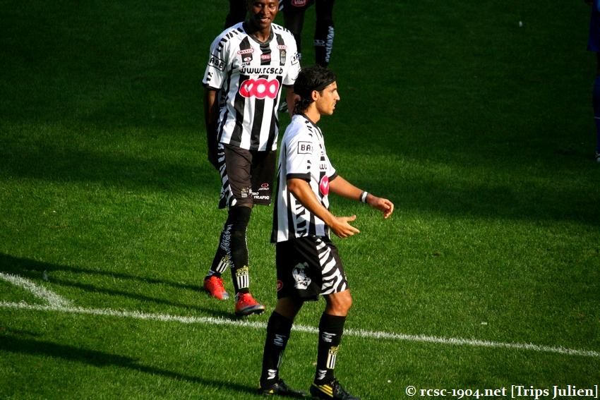 R.Charleroi.S.C. - K.A.A.Gent. [Photos] 1 - 3 1008221141121011236612536