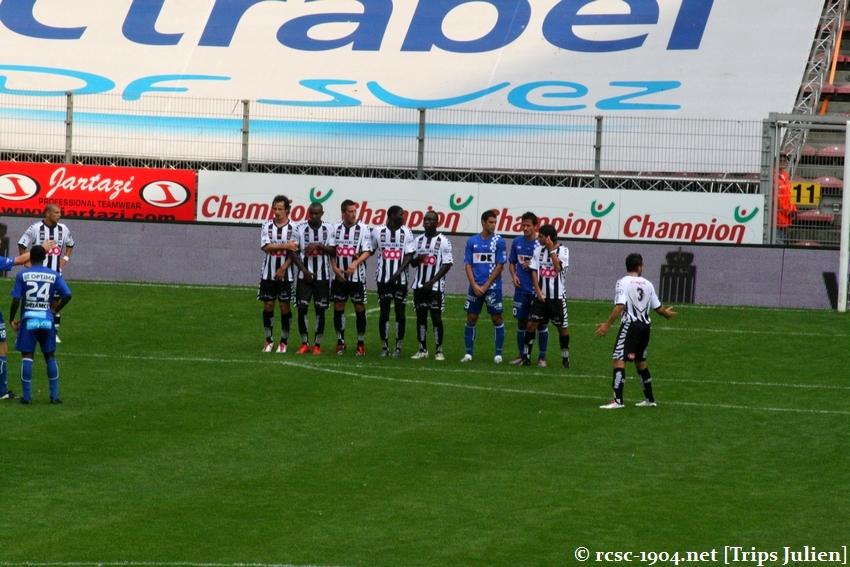 R.Charleroi.S.C. - K.A.A.Gent. [Photos] 1 - 3 1008221142071011236612541