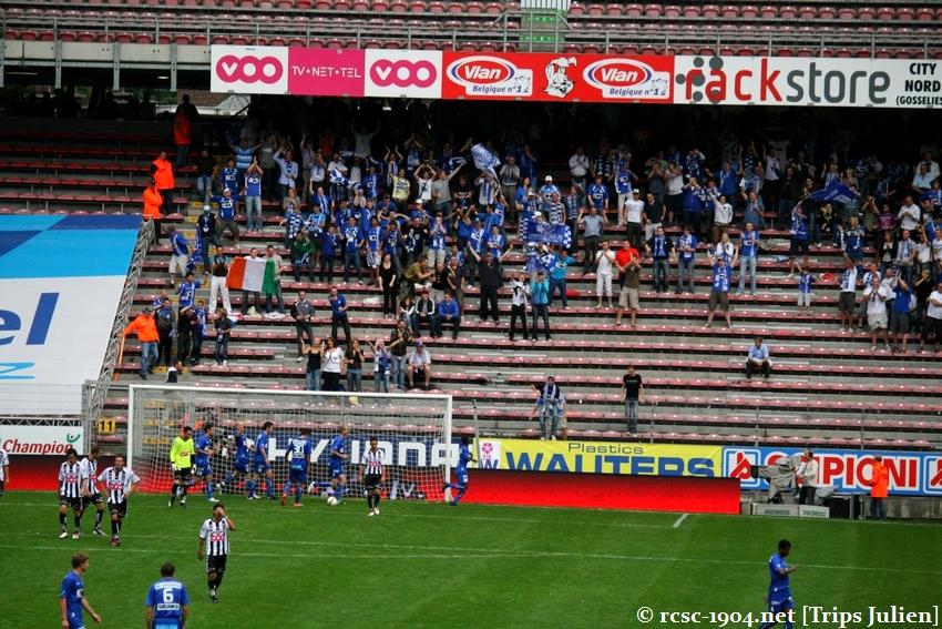 R.Charleroi.S.C. - K.A.A.Gent. [Photos] 1 - 3 1008221143051011236612549