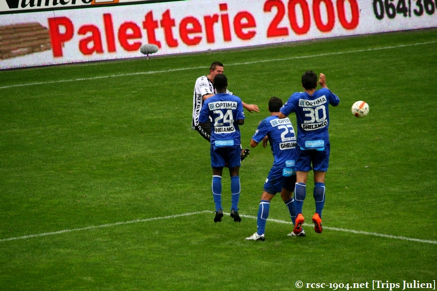 R.Charleroi.S.C. - K.A.A.Gent. [Photos] 1 - 3 1008221145121011236612569