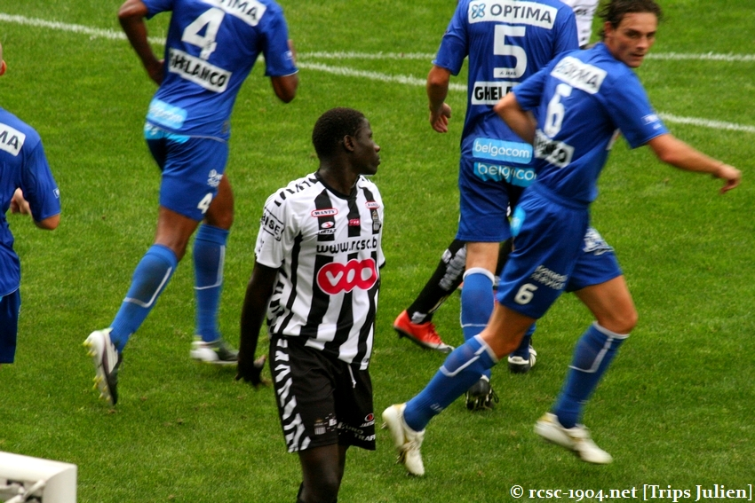 R.Charleroi.S.C. - K.A.A.Gent. [Photos] 1 - 3 1008221145291011236612570