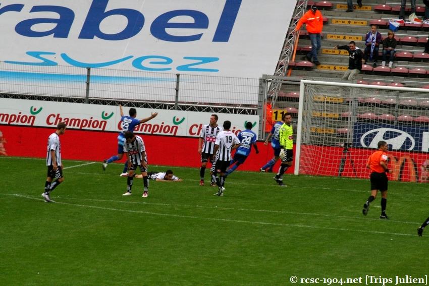 R.Charleroi.S.C. - K.A.A.Gent. [Photos] 1 - 3 1008221146261011236612574