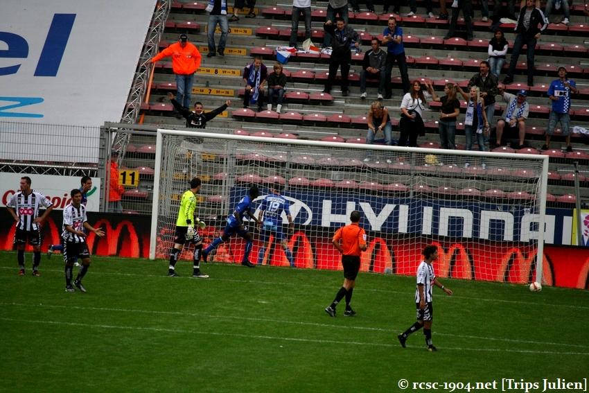 R.Charleroi.S.C. - K.A.A.Gent. [Photos] 1 - 3 1008221146491011236612576