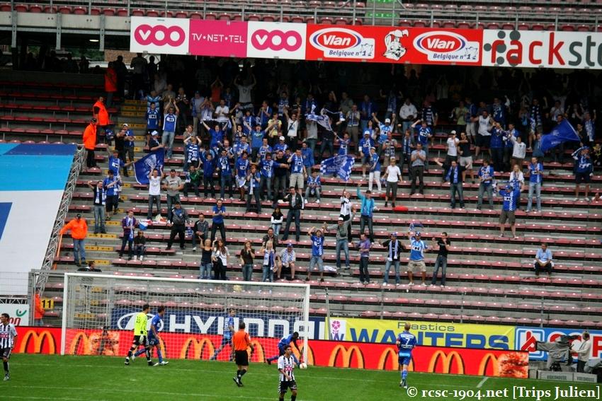 R.Charleroi.S.C. - K.A.A.Gent. [Photos] 1 - 3 1008221147151011236612578
