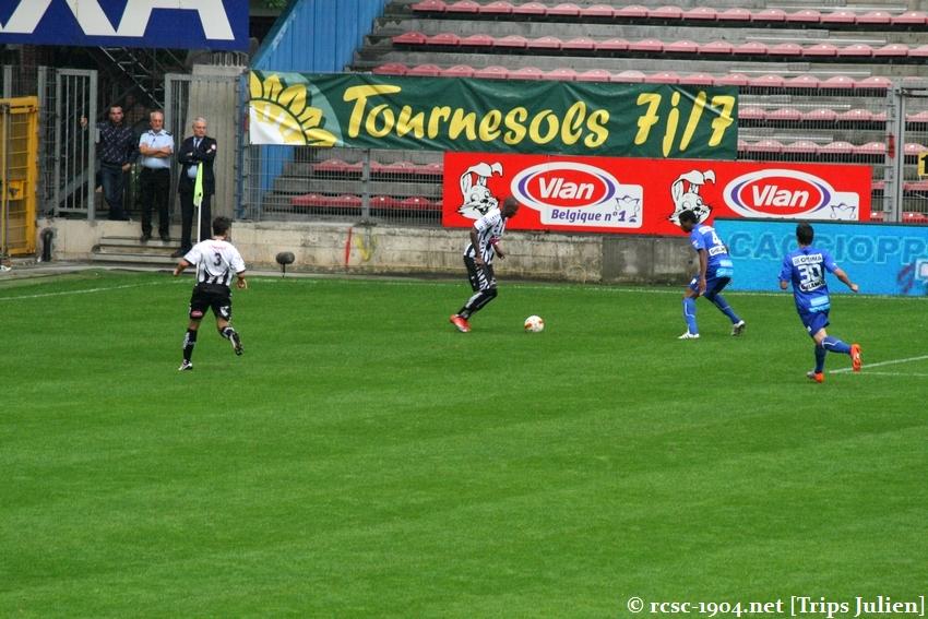R.Charleroi.S.C. - K.A.A.Gent. [Photos] 1 - 3 1008221148241011236612590