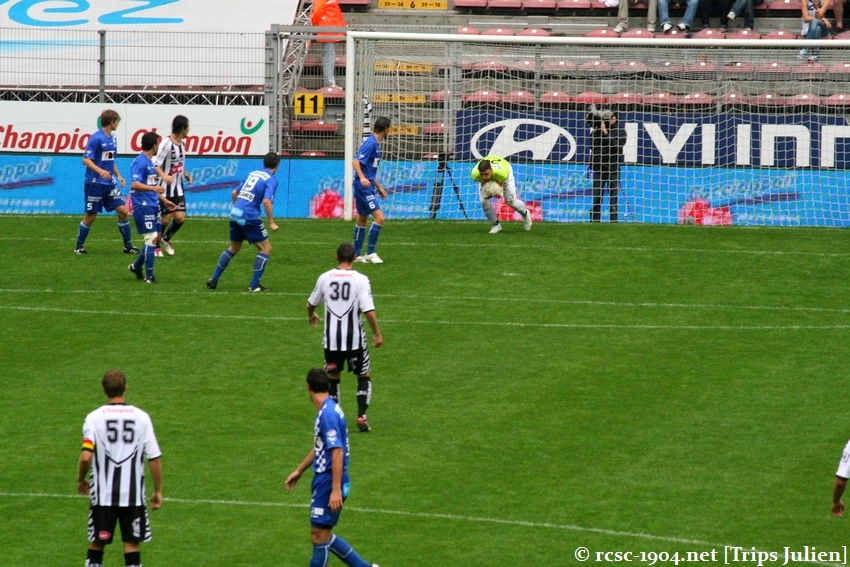 R.Charleroi.S.C. - K.A.A.Gent. [Photos] 1 - 3 1008221148441011236612592