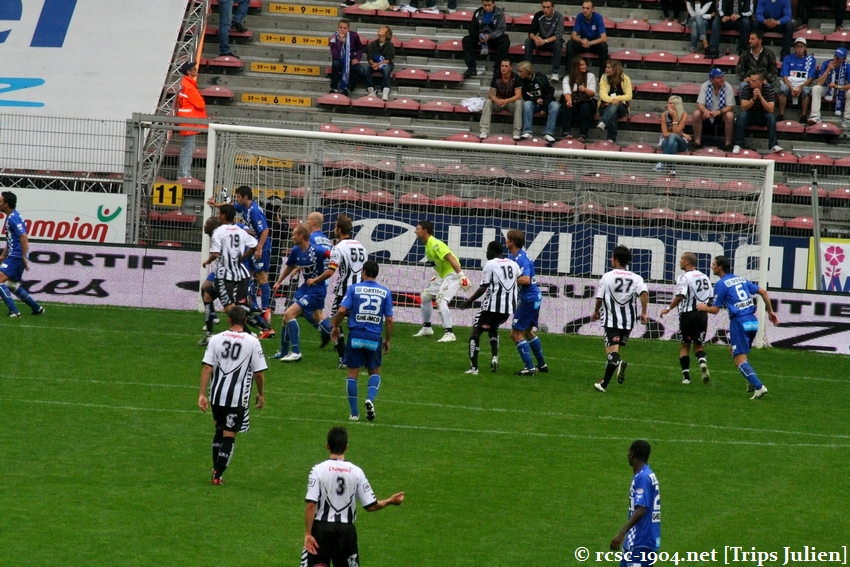 R.Charleroi.S.C. - K.A.A.Gent. [Photos] 1 - 3 1008221149041011236612594