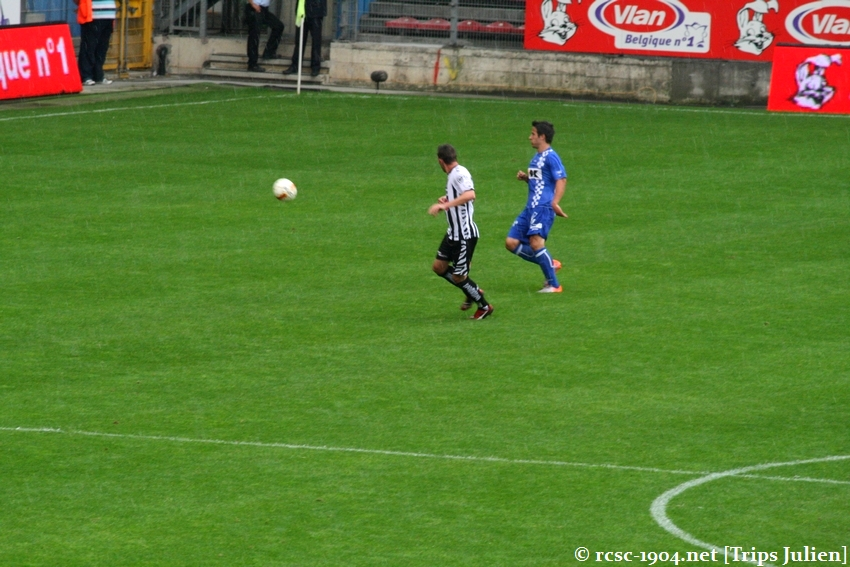 R.Charleroi.S.C. - K.A.A.Gent. [Photos] 1 - 3 1008221149201011236612595