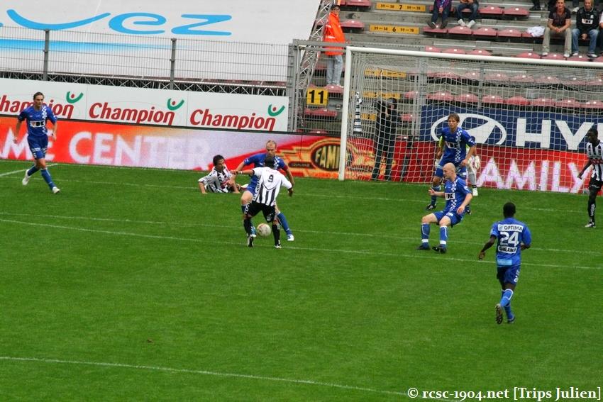 R.Charleroi.S.C. - K.A.A.Gent. [Photos] 1 - 3 1008221149531011236612599