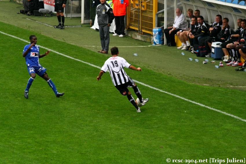 R.Charleroi.S.C. - K.A.A.Gent. [Photos] 1 - 3 1008221150331011236612603