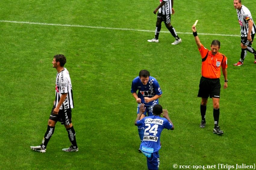 R.Charleroi.S.C. - K.A.A.Gent. [Photos] 1 - 3 1008221150571011236612606