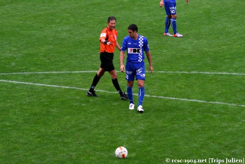 R.Charleroi.S.C. - K.A.A.Gent. [Photos] 1 - 3 1008221151421011236612610