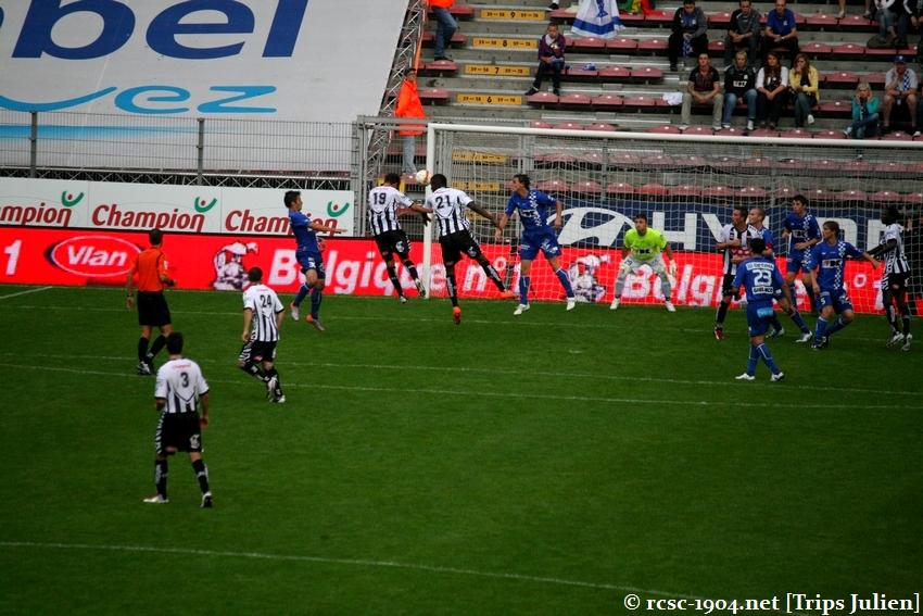 R.Charleroi.S.C. - K.A.A.Gent. [Photos] 1 - 3 1008221153061011236612618
