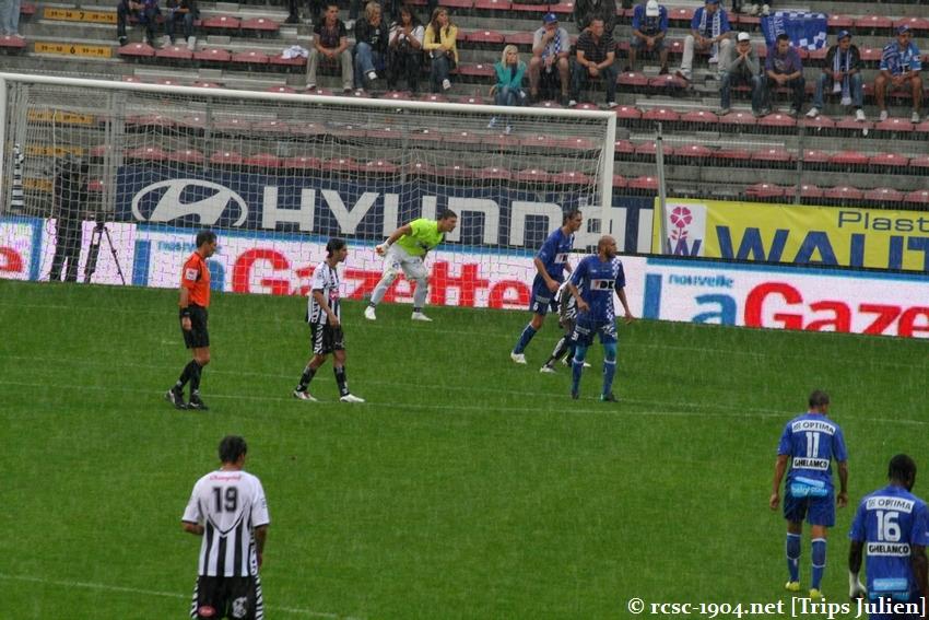 R.Charleroi.S.C. - K.A.A.Gent. [Photos] 1 - 3 1008221154101011236612623