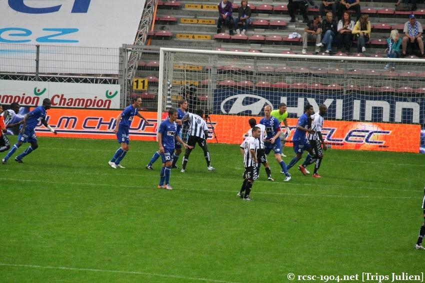 R.Charleroi.S.C. - K.A.A.Gent. [Photos] 1 - 3 1008221154441011236612638
