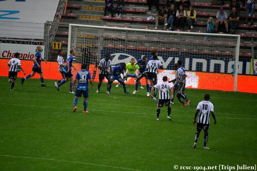 R.Charleroi.S.C. - K.A.A.Gent. [Photos] 1 - 3 1008221155011011236612639