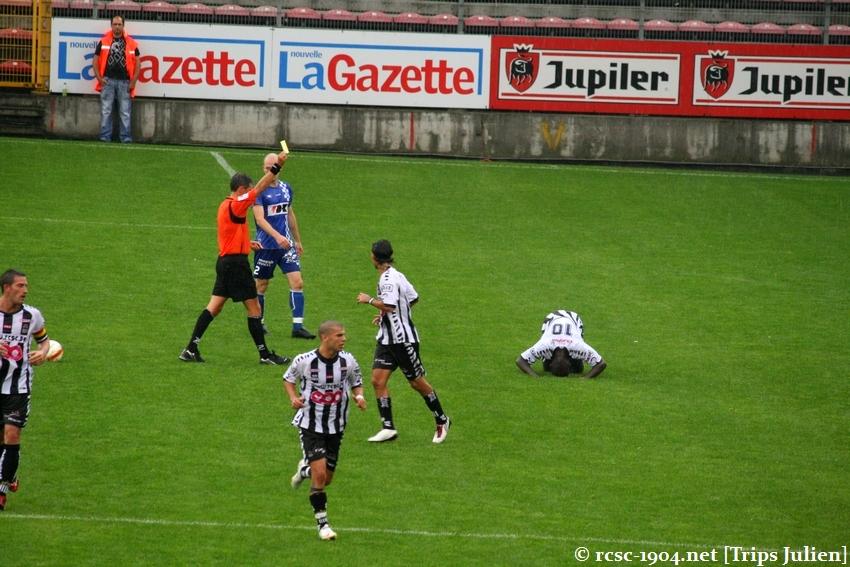 R.Charleroi.S.C. - K.A.A.Gent. [Photos] 1 - 3 1008221155201011236612644