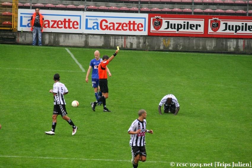 R.Charleroi.S.C. - K.A.A.Gent. [Photos] 1 - 3 1008221155371011236612645