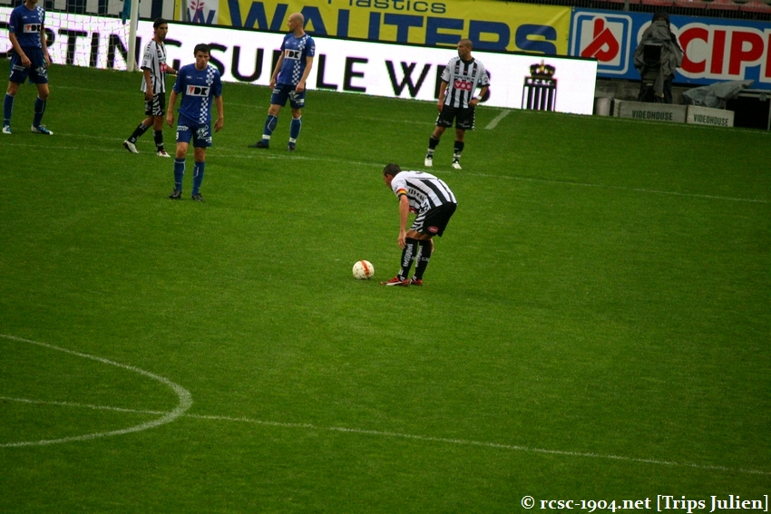 R.Charleroi.S.C. - K.A.A.Gent. [Photos] 1 - 3 1008221156501011236612654