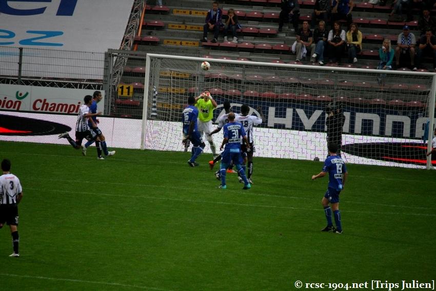 R.Charleroi.S.C. - K.A.A.Gent. [Photos] 1 - 3 1008221157411011236612658