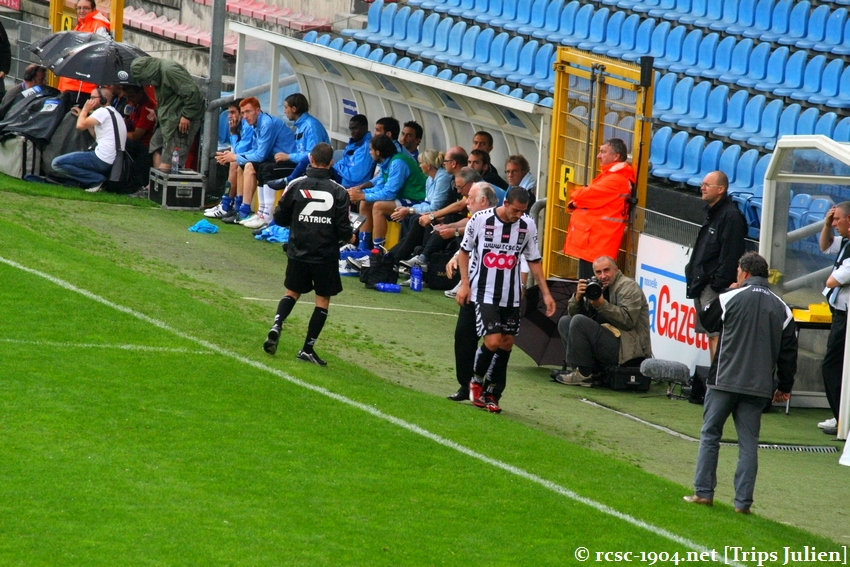 R.Charleroi.S.C. - K.A.A.Gent. [Photos] 1 - 3 1008221158171011236612660