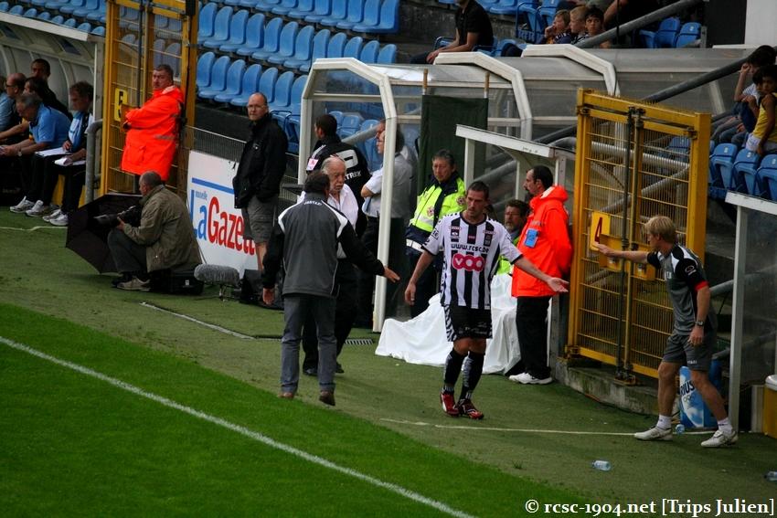 R.Charleroi.S.C. - K.A.A.Gent. [Photos] 1 - 3 1008221158521011236612663