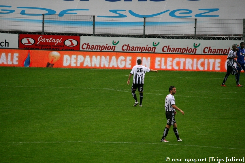 R.Charleroi.S.C. - K.A.A.Gent. [Photos] 1 - 3 1008221159081011236612664