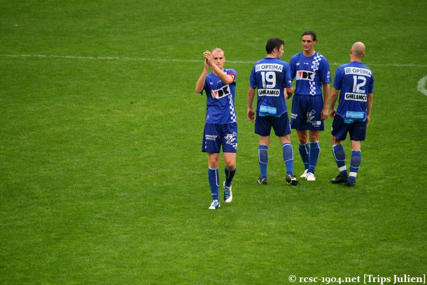 R.Charleroi.S.C. - K.A.A.Gent. [Photos] 1 - 3 1008231206131011236612683