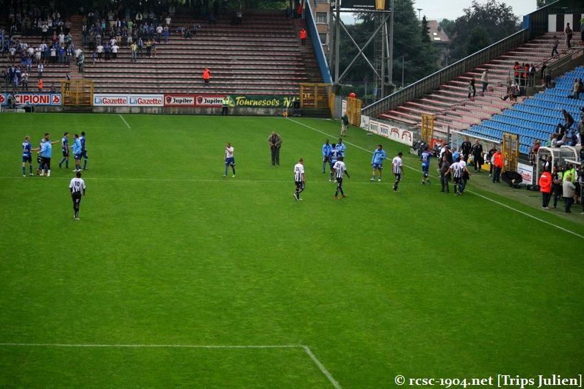 R.Charleroi.S.C. - K.A.A.Gent. [Photos] 1 - 3 1008231207201011236612687