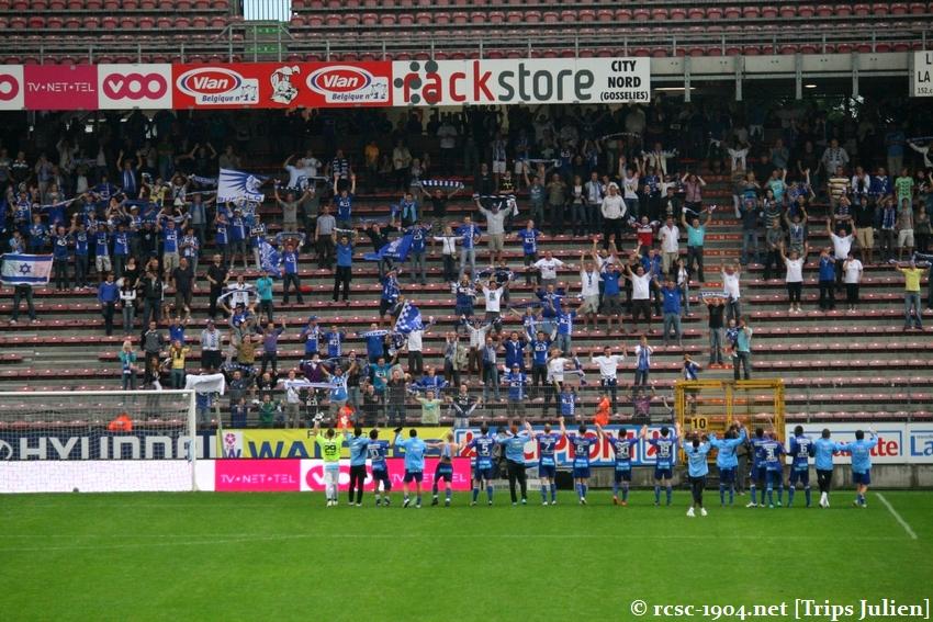R.Charleroi.S.C. - K.A.A.Gent. [Photos] 1 - 3 1008231209001011236612694