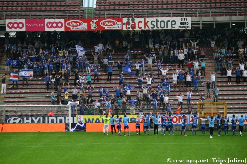 R.Charleroi.S.C. - K.A.A.Gent. [Photos] 1 - 3 1008231209191011236612697