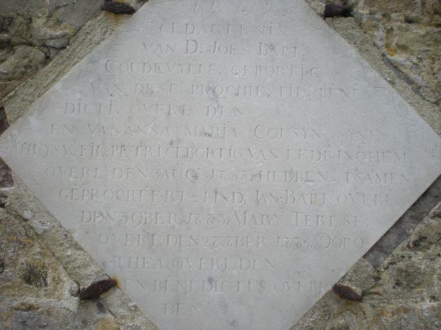 Frans-Vlaamse en oude Standaardnederlandse teksten en inscripties - Pagina 4 100826072045970736636485