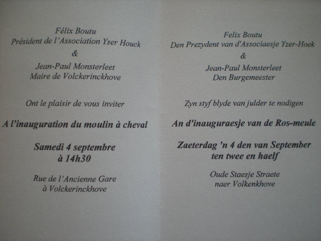 Recente West-Vlaamse opschriften en mededelingen 100828010628970736646903