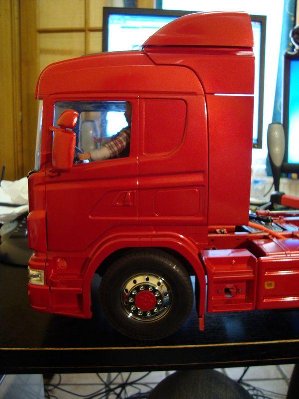 Scania r470 - Valentin RED 100830040440636156660704