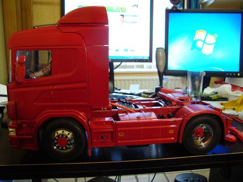 Scania r470 - Valentin RED 100830040440636156660705