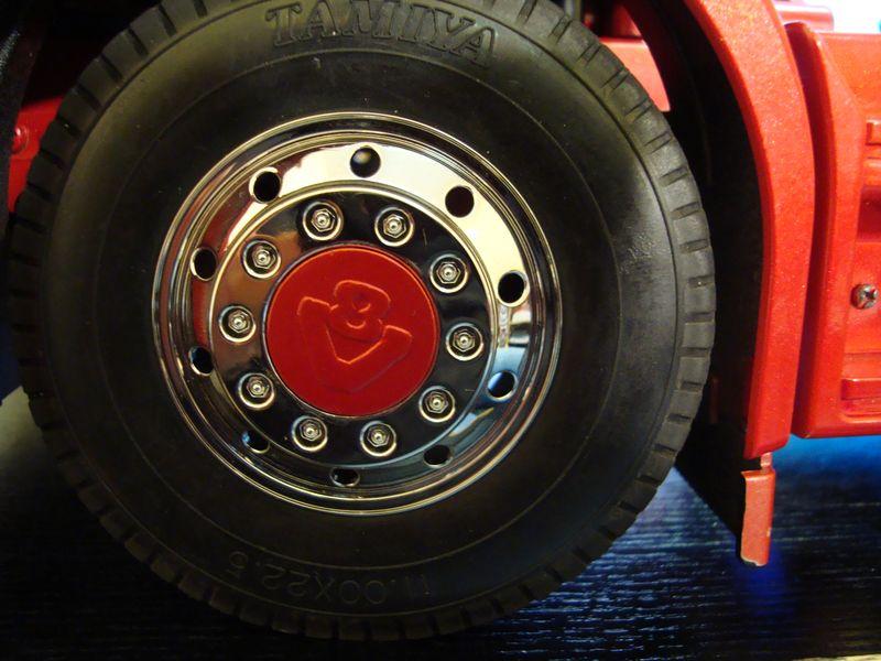 Scania r470 - Valentin RED 100830040441636156660706
