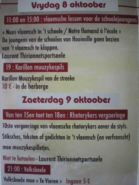 Recente West-Vlaamse opschriften en mededelingen 100901085629970736675234