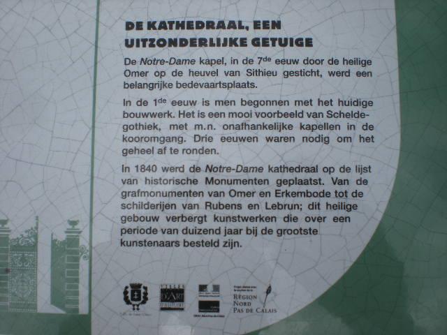 Het Nederlands en het Frans-Vlaams bij de ontwikkeling van het toerisme in Frans-Vlaanderen 100906060142970736702631