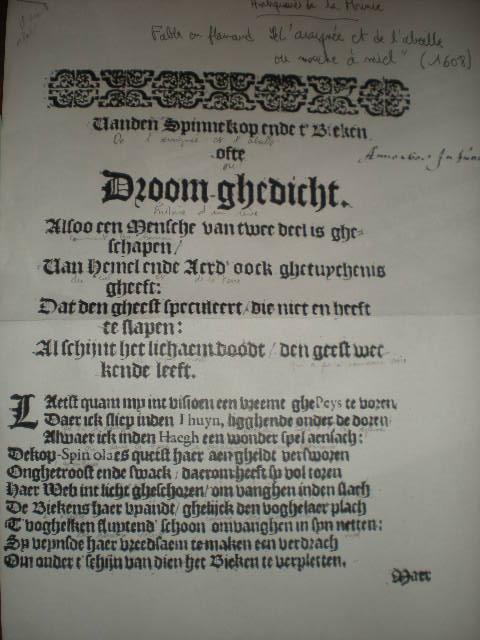 Frans-Vlaamse en oude Standaardnederlandse teksten en inscripties - Pagina 4 100906093840970736704079