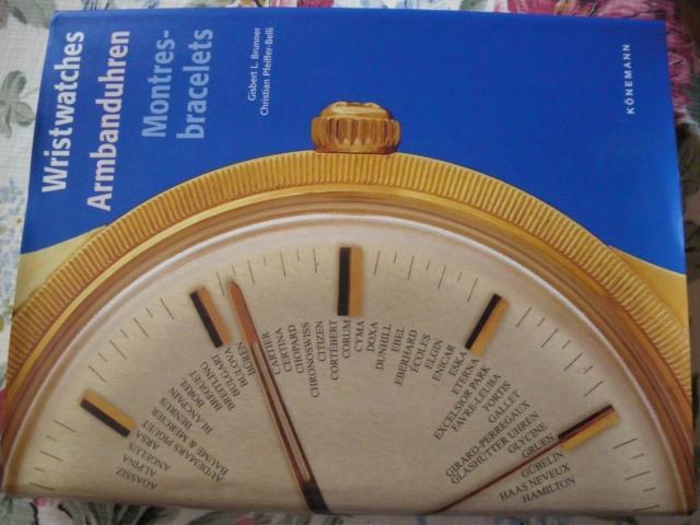 [Livre] Un très beau livre consacré aux Montres-bracelets 1009131107211080536740074