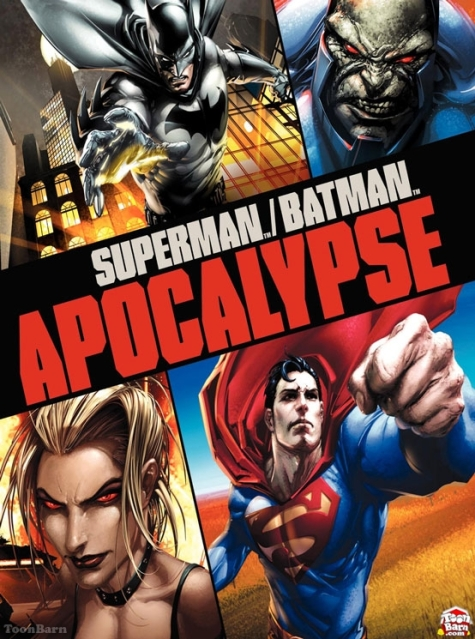 Superman Batman Apocalypse 2010