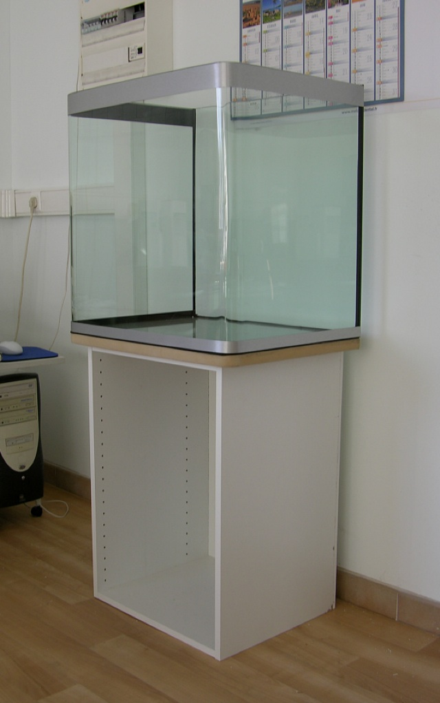 meuble aquarium 100l ikea