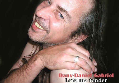 dany daniel gabriel chante love me tender