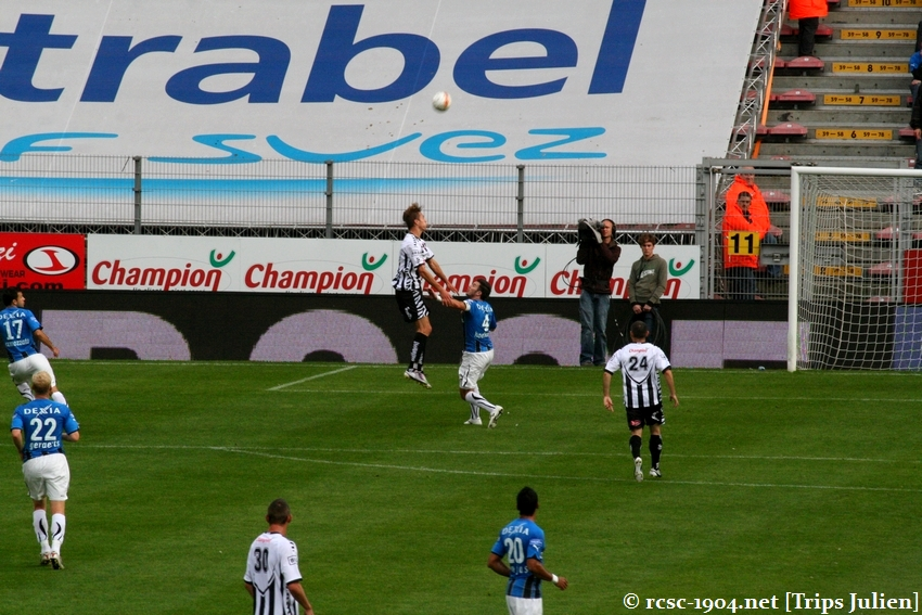 R.Charleroi.S.C - F.C.Bruges [Photos] [0-5] 1009191018001011236781159