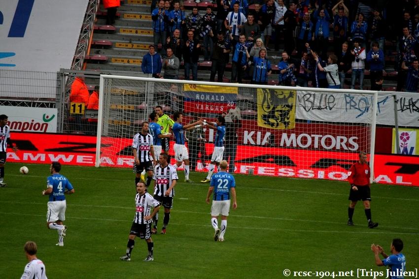 R.Charleroi.S.C - F.C.Bruges [Photos] [0-5] 1009191025161011236781238