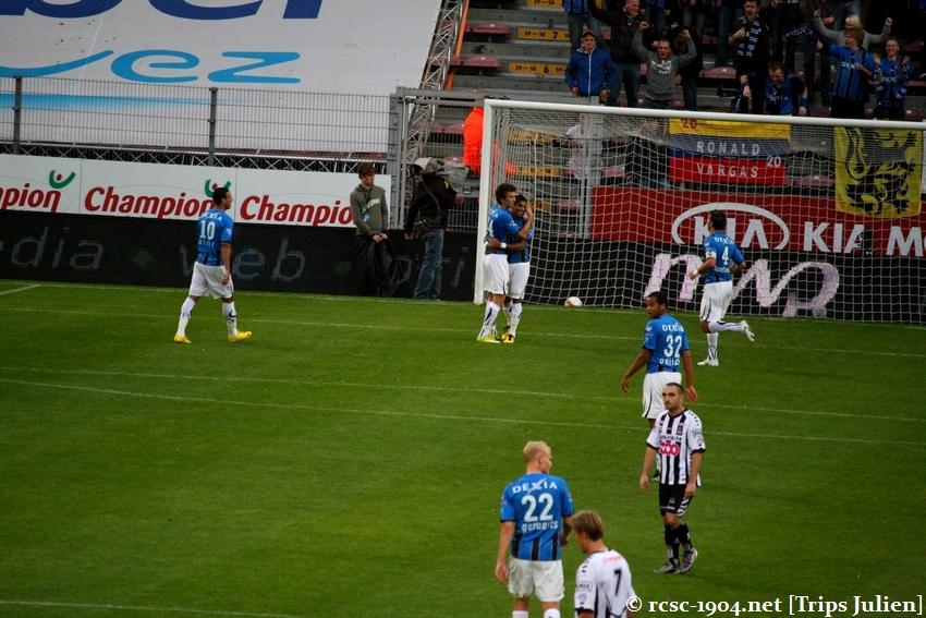 R.Charleroi.S.C - F.C.Bruges [Photos] [0-5] 1009191027081011236781258