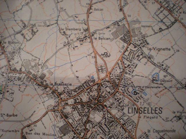 Vlaamse plaatsnamen op onze IGN kaarten  100920112056970736783091